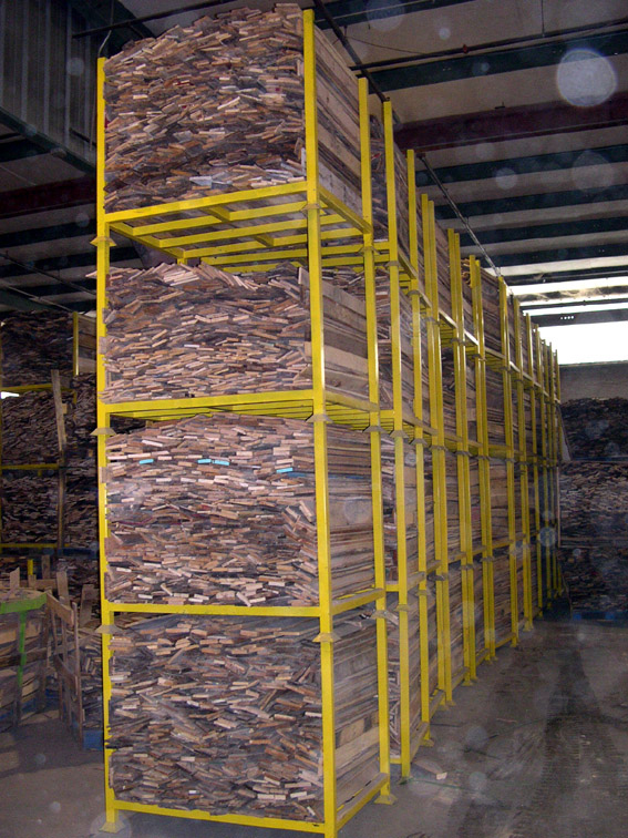 Prs Group Inc Pallet Repair Recycling Equipment And Supplies
